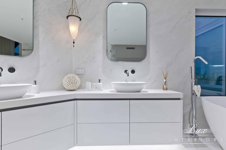 bathroom vanity long shot