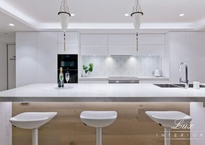 SouthPerth_kitchen bench and stools