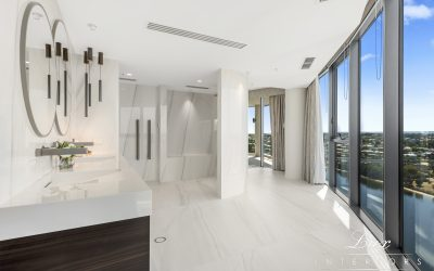 Project Overview: Ensuite In Raffles Apartment