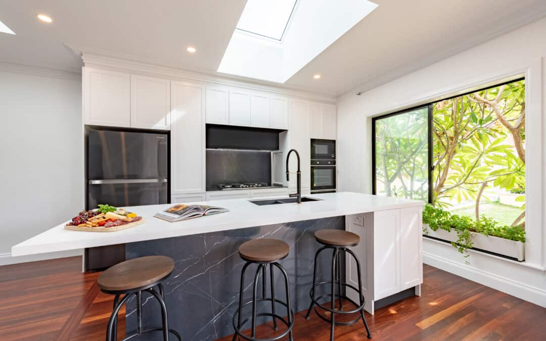 DI… Why!?    Here's why you should use an interior designer and builder when renovating your home