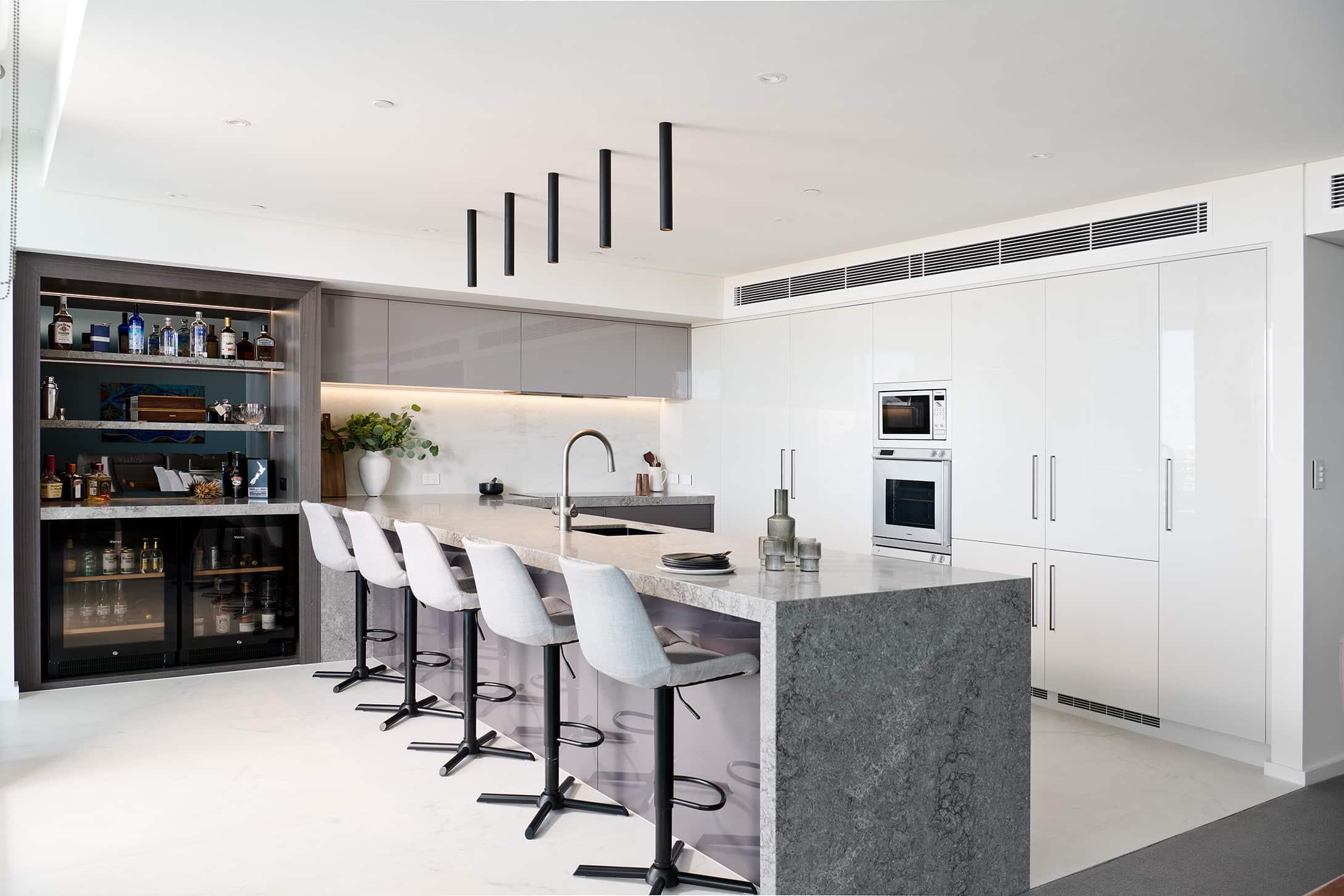 Mandurah Apartment Kitchen