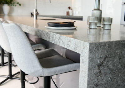 Kitchen stone benchtop