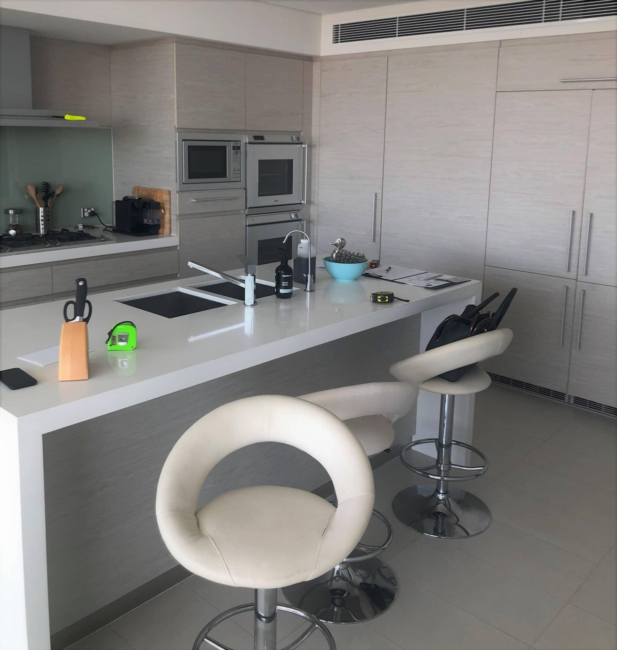 Mandurah Marina Apartment Before