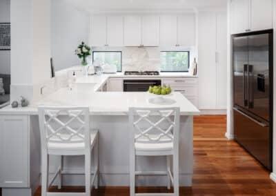 Joondanna Hamptons Kitchen