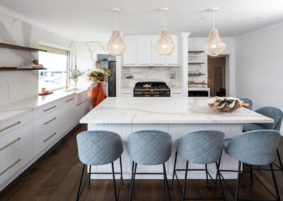 North Beach Coastal Barn Kitchen Renovation