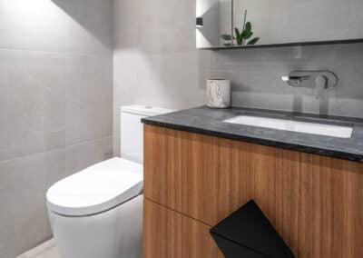 Scarborough Ensuite with smart toilet
