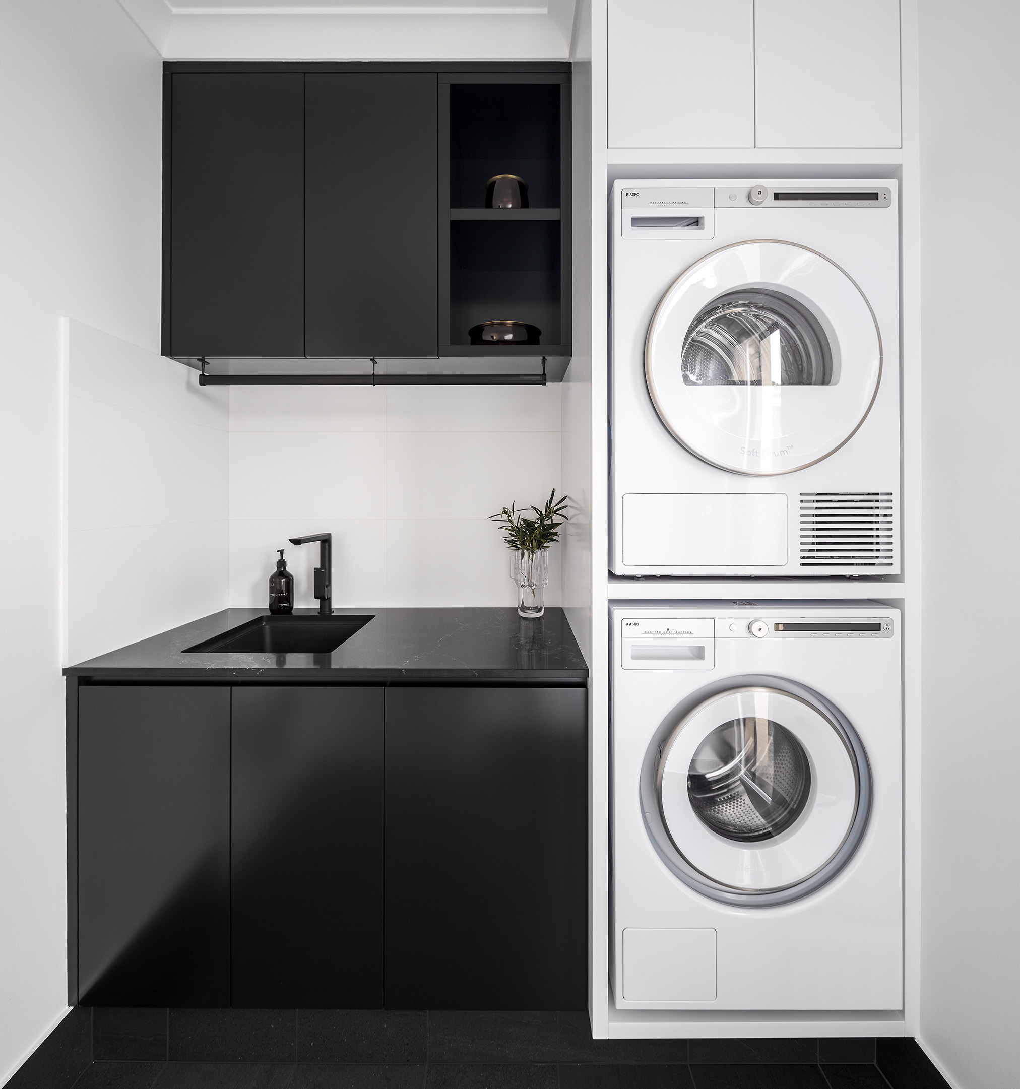 Monochrome Laundry overview
