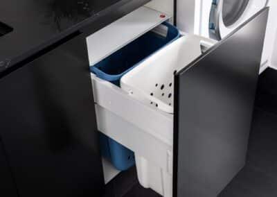 Monochrome Laundry hamper